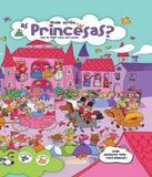 Onde Estao...as Princesas - Girassol
