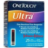 One touch ultra - 25 tiras - Johnson otc