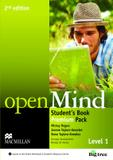 Open mind 1 sb premium pack - 2nd ed - Macmillan