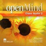 Open mind 2 class cd - 1st ed - Macmillan