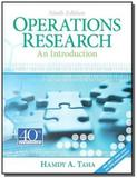 Operations research: an introduction - Prentice hall