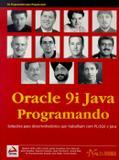 Oracle 9i java programando - Alta books