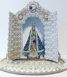 Oratorio decorado em mdf - Armazem