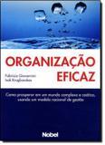 Organizacao eficaz - Nobel
