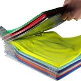 Organizador Camisetas Bandeja kit com 10 Un Escritorio - Bola azul