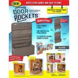 Organizador de porta armario guarda roupa banheiro cozinha brinquedos prateleira cabideiro - Faça  resolva