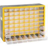 Organizador Plastico 64 Gavetas opv 310 Vonder