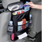 Organizador Portatil Cooler Bolsa Termica Para Carro E Automovel Porta Treco Multiuso Uber Taxi E Cr - Super25