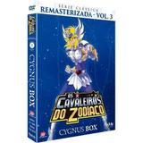 Os Cavaleiros do Zodíaco - Série Clássica Remasterizada, V.3 - Playarte (rimo)