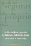 Os Direitos Fundamentais e a Aplicação Judicial do Direito - Lumen juris