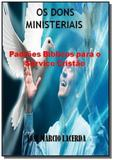 Os dons ministeriais - Autor independente
