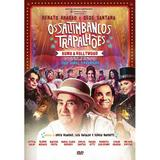 Os Saltimbancos Trapalhões - Rumo a Hollywood - Filme - DVD - Som livre