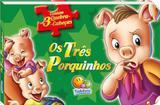 Os Três Porquinhos: Col. Contos clássicos em quebra-cabeças - Todolivro