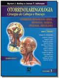Otorrinolaringologia: cirurgia de cabeca e pescoco - Revinter
