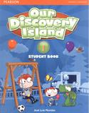 Our discovery island 1 sb/wb/online access code/multirom - 1st ed - Pearson (importado)