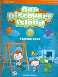 Our discovery island 1 tb english (tb+ wb+online access code+multirom) - 1st ed - Pearson (importado)