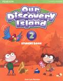 Our discovery island 2 sb/wb/online access code/multirom - 1st ed - Pearson (importado)