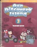 Our discovery island 3 tb english (tb+ wb+online access code+multirom) - 1st ed - Pearson (importado)