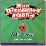 Our discovery island 4 active teach - Pearson