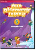 Our Discovery Island - Level 5 - Student Book Pack - Pearson - importados