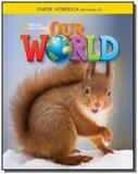 Our World Starter - Workbook + Audio CD - Cengage