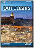 Outcomes 2nd Edition - Intermediate - Student Book + Class DVD without Access Code - Cengage