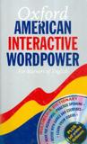 Oxford american interactive wordpower dict. cd-rom - Oxford university