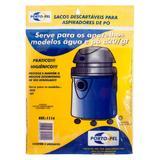 Pacote com 3 Sacos Descartáveis para Aspirador de Pó Electrolux A20/GT Porto-Pel 1114