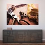 Painel Adesivo de Parede - Costura - 304pnp - Allodi