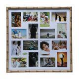 Painel Bambu Collection para 16 Fotos 10cmx15cm Rojemac