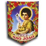 Painel Cartonado São João Para Decoração De Festa Junina - Festança
