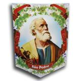 Painel Cartonado São Pedro Para Decoração De Festa Junina - Maza