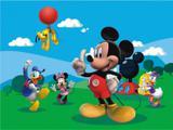 Painel De Festa A Casa do Mickey Mouse 05 - Colormyhome