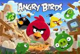 Painel de Festa Angry Birds 01 - Colormyhome