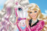 Painel de Festa Barbie 01 - Colormyhome
