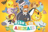 Painel de Festa Bita E Os Animais 03 - Colormyhome
