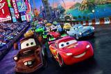 Painel de Festa Disney Carros Mcqueen 03 - Colormyhome