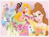 Painel de Festa Disney Princesas 03 - Colormyhome
