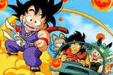 Painel de Festa Dragon Ball Goku 01 - Colormyhome