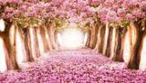 Painel de Festa Floresta Jardim Encantado 01 - Colormyhome