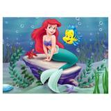 Painel de festa Infantil Ariel 1.50m X 1.00m - Wrio