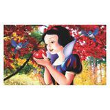 Painel de festa Infantil Branca de Neve  2.50m X 1.50m - Wrio