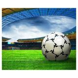 Painel de festa Infantil Futebol 1.80m X 1.30m - Wrio