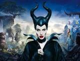 Painel de Festa Malévola Maleficent 01 - Colormyhome
