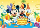 Painel de Festa Mickey Mouse 05 - Colormyhome