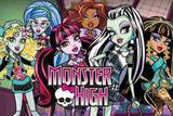 Painel de Festa Monster High 02 - Colormyhome