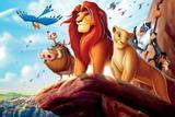 Painel de Festa O Rei Leão 02 - Colormyhome
