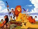 Painel de Festa O Rei Leão 03 - Colormyhome