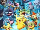 Painel de Festa Pokémon 04 - Colormyhome