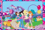 Painel de Festa Polly Pocket 03 - Colormyhome